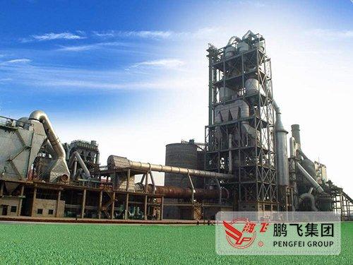 日产5000吨新型干法水泥生产线工艺设备