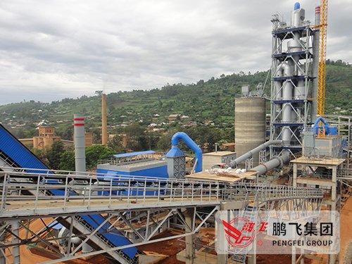 日产1500吨水泥生产线