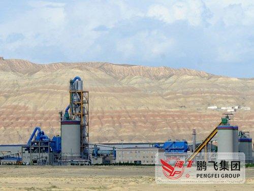 日产1000吨水泥生产线工艺设备