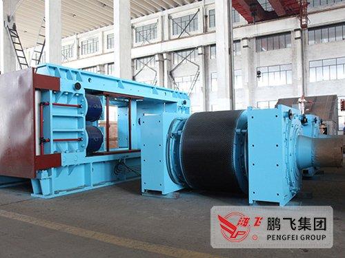 PFG200-180型水泥辊压机